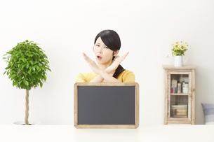 日本人女性の写真素材 [FYI04754347]