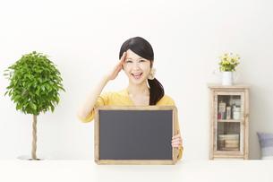 日本人女性の写真素材 [FYI04754359]