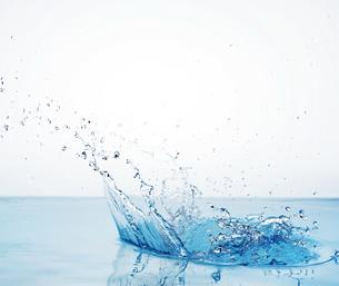 水の写真素材 [FYI04754443]