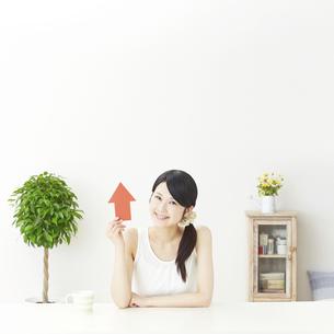 日本人女性の写真素材 [FYI04754709]