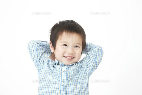 男の子の写真素材 [FYI04755155]