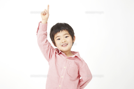 男の子の写真素材 [FYI04755222]