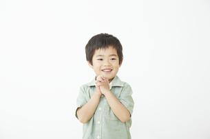 男の子の写真素材 [FYI04755592]