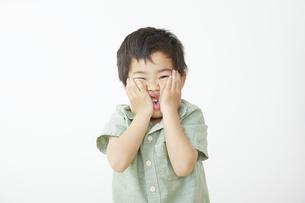 男の子の写真素材 [FYI04755619]