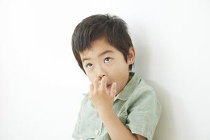 男の子の写真素材 [FYI04755637]
