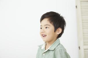 男の子の写真素材 [FYI04755647]