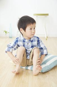 男の子の写真素材 [FYI04755671]