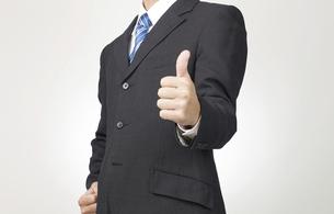 ビジネスマンの写真素材 [FYI04755711]
