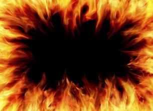 炎/火の写真素材 [FYI04755759]