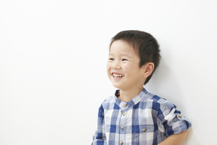 男の子の写真素材 [FYI04755836]
