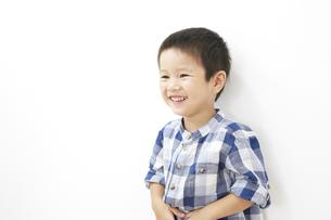 男の子の写真素材 [FYI04755857]