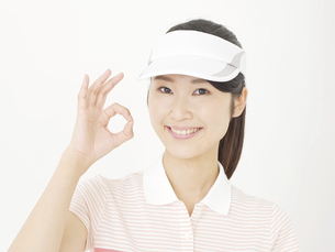 日本人女性の写真素材 [FYI04755890]