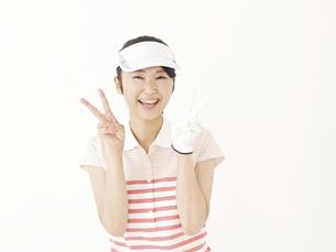 日本人女性の写真素材 [FYI04755940]
