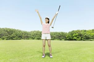 ゴルフの写真素材 [FYI04756000]