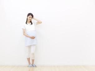 妊婦の写真素材 [FYI04756321]