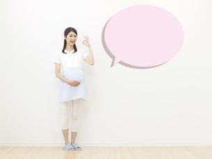妊婦の写真素材 [FYI04756331]