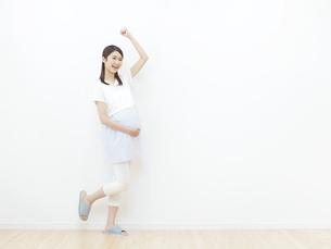 妊婦の写真素材 [FYI04756340]