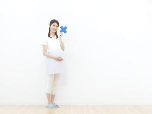 妊婦の写真素材 [FYI04756354]