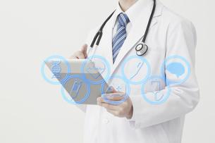 医師の写真素材 [FYI04756619]