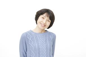 日本人女性の写真素材 [FYI04756928]