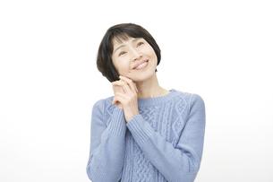 日本人女性の写真素材 [FYI04756951]