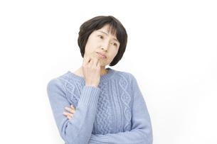 日本人女性の写真素材 [FYI04756954]