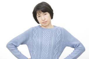 日本人女性の写真素材 [FYI04756962]