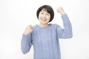 日本人女性の写真素材 [FYI04757065]