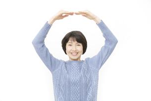 日本人女性の写真素材 [FYI04757069]