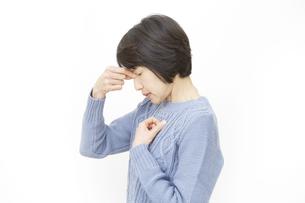 日本人女性の写真素材 [FYI04757097]