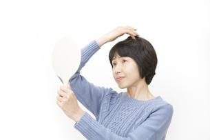 日本人女性の写真素材 [FYI04757150]