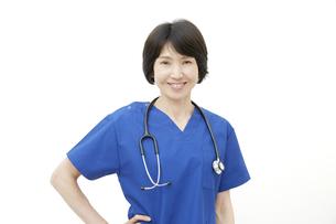 看護師の写真素材 [FYI04757202]