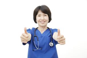 看護師の写真素材 [FYI04757298]