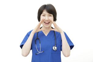 看護師の写真素材 [FYI04757334]