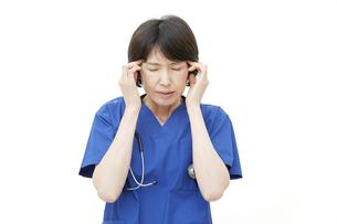 看護師の写真素材 [FYI04757348]