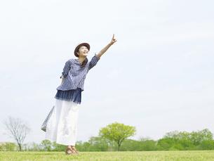 日本人女性の写真素材 [FYI04757587]