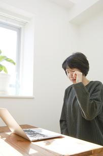 日本人女性の写真素材 [FYI04757624]