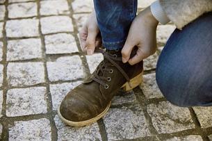 靴の写真素材 [FYI04758025]