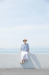 日本人女性の写真素材 [FYI04758056]