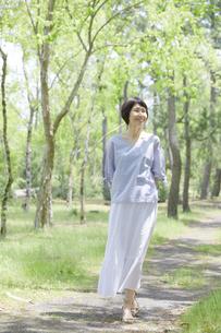 日本人女性の写真素材 [FYI04758138]