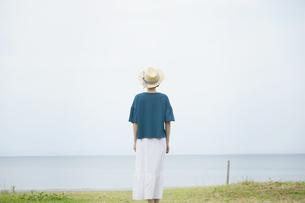日本人女性の写真素材 [FYI04758275]