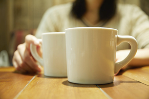 カップ/コーヒーカップの写真素材 [FYI04758334]