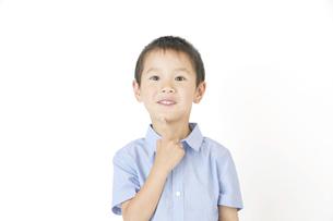 男の子の写真素材 [FYI04758423]