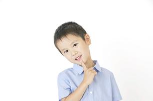 男の子の写真素材 [FYI04758435]