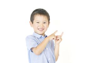 男の子の写真素材 [FYI04758472]