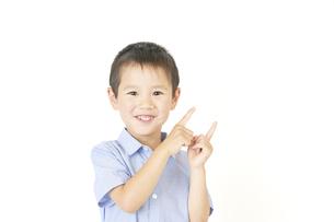 男の子の写真素材 [FYI04758477]