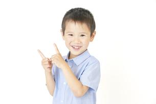 男の子の写真素材 [FYI04758479]
