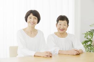 母と娘の写真素材 [FYI04758626]