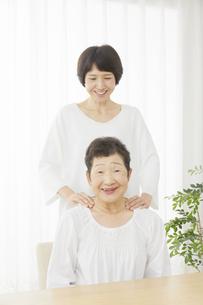 母と娘の写真素材 [FYI04758691]