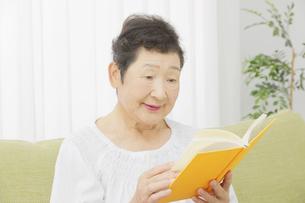 日本人シニア女性の写真素材 [FYI04758837]
